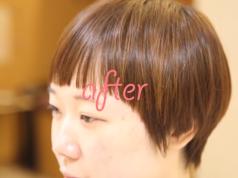 <新動画>超絶にバッサリと小顔ベリーショートにカット!