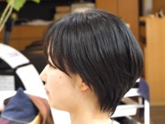 <新動画>春髪ショートヘアにバッサリイメチェンしてみました。