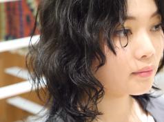 <新動画>イメチェン!癖毛をウルフにカットしました。